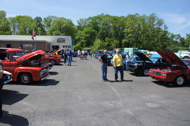 Free Car Show Door Prizes