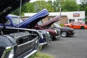 Cars and Hot Rods