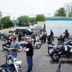 Motor Mania attendees